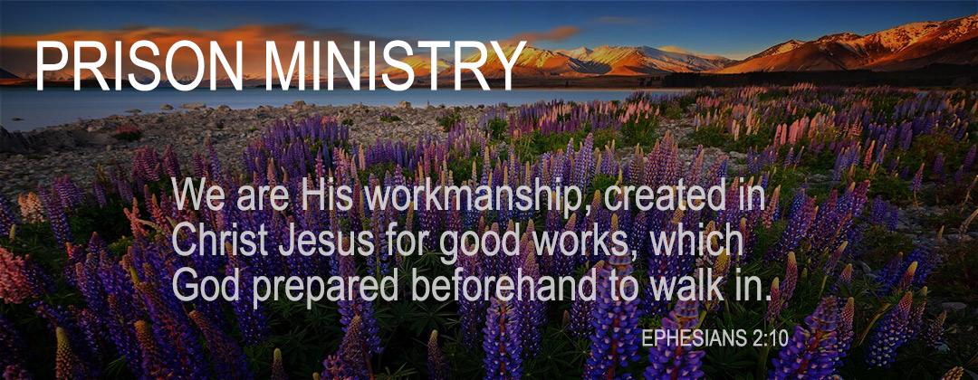 God's Grace Prison Ministry